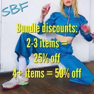Bundle deals! (PLEASE READ!)